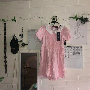 Stranger Things Eleven Costume Dress